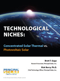 Technological Niches: Concentrated Solar...